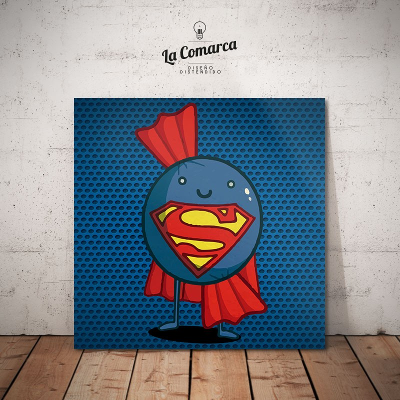 Caramelo Superman