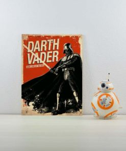 Cuadrito Darth Vader Star Wars